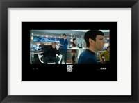 Framed Star Trek XI - style K