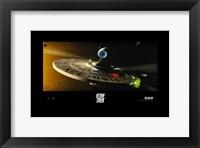 Framed Star Trek XI  - style M