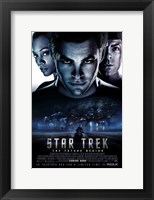 Framed Star Trek XI - UK- style A