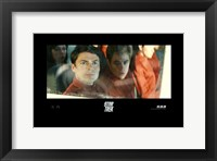 Framed Star Trek XI - style N
