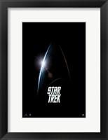 Framed Star Trek XI - style Y