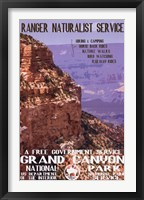 Gand Canyon Framed Print
