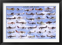 Framed General Aviation - Light Aircrafts
