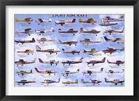 Framed General Aviation - Light Aircrafts