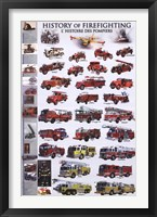 Framed History of Firefighting