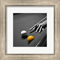 Framed One Ball