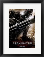 Framed Terminator: Salvation - style F