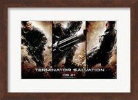 Framed Terminator: Salvation - style H