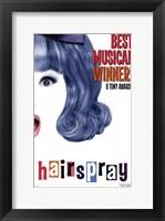 Framed Hairspray (Broadway)