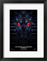 Framed Transformers 2: Revenge of the Fallen - style C