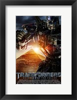Framed Transformers 2: Revenge of the Fallen - style I