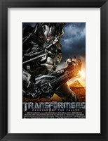 Framed Transformers 2: Revenge of the Fallen - style E
