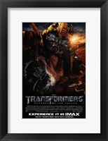 Framed Transformers 2: Revenge of the Fallen - style N