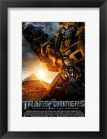 Framed Transformers 2: Revenge of the Fallen - style F