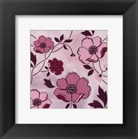 Framed Allure In Pink