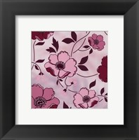 Framed Allure In Mauve