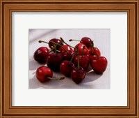 Framed Morello Cherries II