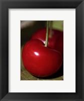 Framed Bigarreau Cherries I