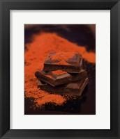 Framed Chili Chocolate