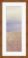 Framed Coastal Grasses I