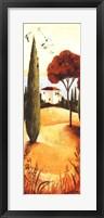 Montecastello II Framed Print