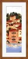 Framed Portobello I