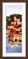 Framed Portobello III