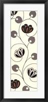 Framed Nouveau Blossom