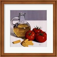 Framed Culinary Art II
