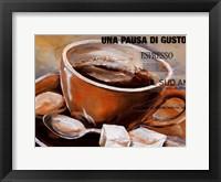 Framed Di Gusto