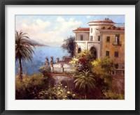 Framed Enchanted Villa