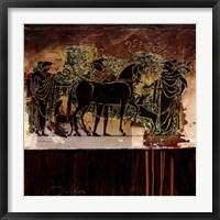 Framed Etruscan Century