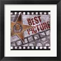 Best Picture Framed Print