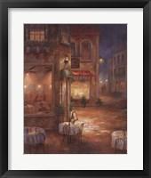 Framed Cafe Marie