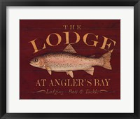 Framed Lodge