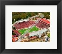 Framed Vaught-Hemingway Stadium 2006