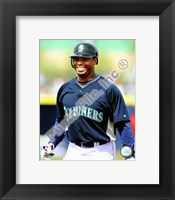 Framed Ken Griffey Jr. 2009 Close-Up
