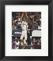 Framed Acie Law Texas A&M Aggies 2007 Action