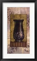 Framed Ebony Vessel