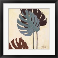 My Fashion Leaves III Framed Print
