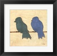 Birds IV Framed Print