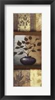 Vase Ornament I Framed Print