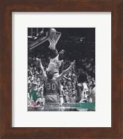 Framed Magic Johnson Michigan State