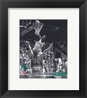 Framed Magic Johnson Michigan State