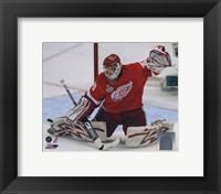 Framed Chris Osgood - '09 St. Cup / Gm. 5 (#27)