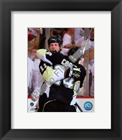 Framed Staal / Cooke - '09 St. Cup / Gm. 6 (#33)