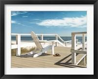 Framed Sun Deck