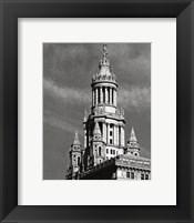 Framed Municipal Building, NY