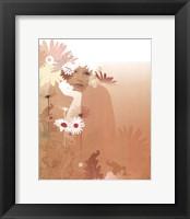 Framed Daisy Lores I