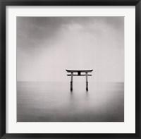 Framed Tori, Takaishima, Honshu, Japan, 2002